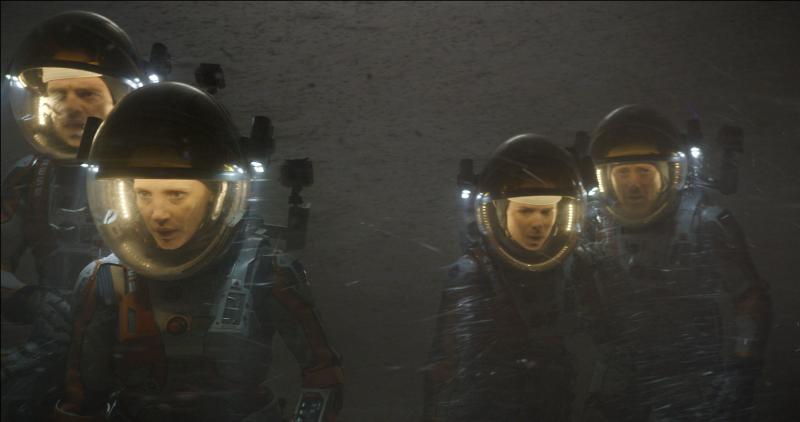 Mars-cast